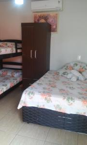 Quarto Familiar com Varanda