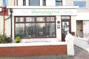 Shananagens Guesthouse in Blackpool, Lancashire, England