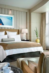 Deluxe Tweepersoonskamer met 1 of 2 Bedden en Uitzicht op de Stad - Enjoy Beijing With Great Savings
