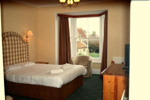 Melbourne-Ardenlea Hotel, Hotels  Shanklin - big - 9