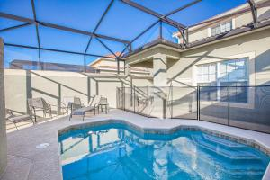 Deluxe Five-Bedroom Townhouse JEV with Pool - Paradise Palms Resort