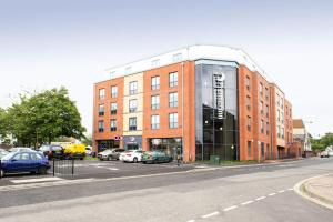 Premier Inn Basingstoke Town Centre in Basingstoke, Hampshire, England