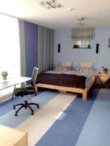 Appartement & Studio Schloßberg, Apartmány  Hofheim am Taunus - big - 33