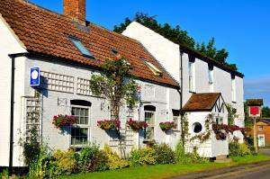 The Red Lion Inn in Spilsby, Lincolnshire, England
