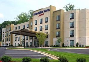 Spring Hill Suites Winston Salem Hanes Mall