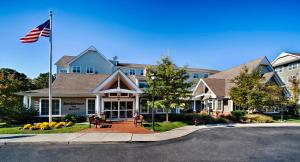 Residence Inn by Marriott Atlantic City Airport Egg Harbor Township, Hotel  Egg Harbor Township - big - 1