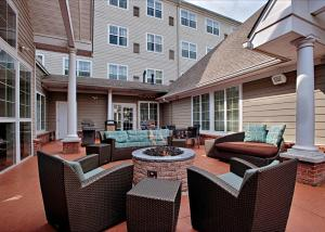 Residence Inn by Marriott Atlantic City Airport Egg Harbor Township, Hotel  Egg Harbor Township - big - 30