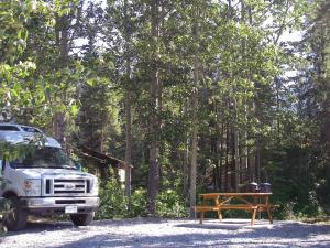 Deluxe RV Site - Lake View