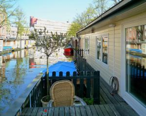 Photo of A263 Private Houseboat Amsterdam City Centre