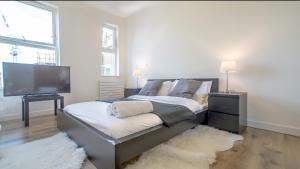 Oxford Apartment on Grays Inn Road in London, Greater London, England