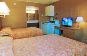 Double Room with Kitchenette- Non Smoking