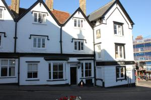 The George Hotel in Bishops Stortford, Hertfordshire, England