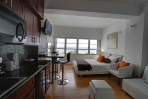 Superior Studio Apartment with Ocean View