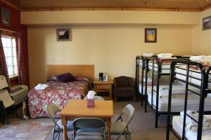 Private Ten Person Dormitory Style Room