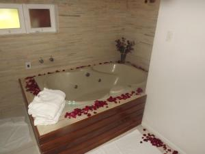 Family Chalet with Spa Bath