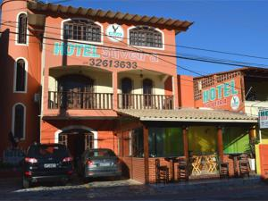 Hotel Silveira, Hotely  Guarapari - big - 11