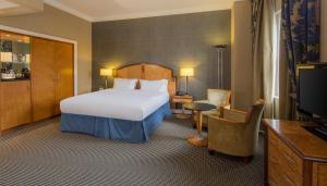 Junior Suite met een Kingsize Bed en Toegang tot de Lounge
