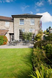 The Swan at Hay Hotel, Church Street, Hay-on-Wye, HR3 5DQ, England.