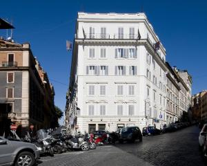 Trevi Collection Hotel: hotels Rome - Pensionhotel - Hotels