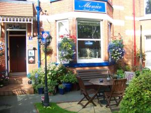 Monico Guest House in Scarborough, North Yorkshire, England