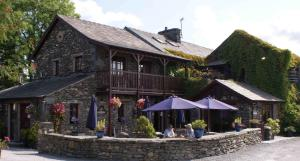 The Watermill Inn & Brewery in Windermere, Cumbria, England