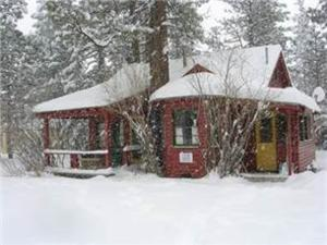 Photo of A Sweet Pine Cabin