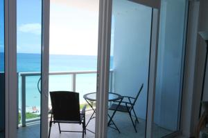 Ocean View Studio With balcony