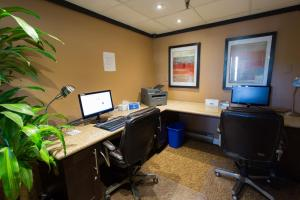 Abercorn Inn Vancouver Airport, Hotels  Richmond - big - 26