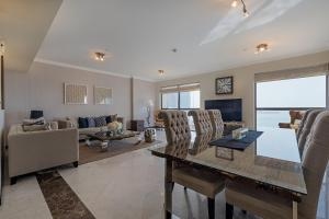 Apartment WMK Holiday Homes 3BR JBR Murjan 3, Dubai