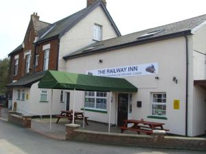Railway Inn in Culham, Oxfordshire, England