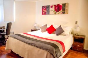 Appartamento San Ignacio Suite Apartments, Santiago
