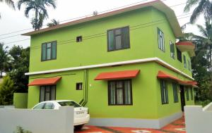 Wayanad Hill Residency, Apartmány  Mananthavady - big - 8