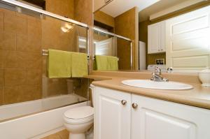 Two-Bedroom Suite with Two Baths