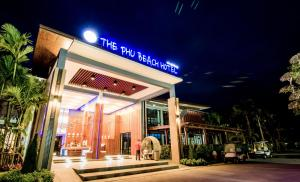 The Phu Beach Hotel, Szállodák  Aunang-part - big - 55