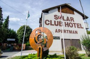 Solar Club Hotel, Aparthotely  Sopron - big - 1