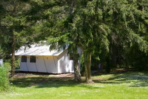 Deluxe Canvas Tent