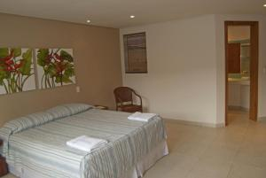 Deluxe Double Room with Partial Sea View