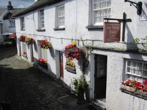 Ann Tysons House in Hawkshead, Cumbria, England