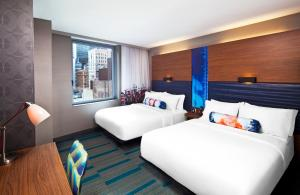 Aloft Manhattan Downtown - Financial District, Hotely  New York - big - 7
