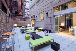 Aloft Manhattan Downtown - Financial District, Hotely  New York - big - 13