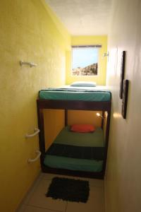Budget Double Room with Bunk Bed and air conditioner