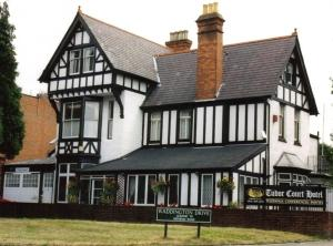 The Tudor Court Hotel in Solihull, West Midlands, England