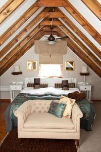 Twin Room with Sundeck (Trappiesklip)