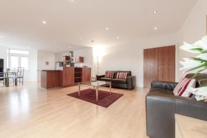 Roomspace Serviced Apartments - Thames Edge