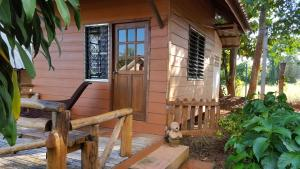 ChiangDao Country Retreat, Country houses  Chiang Dao - big - 18