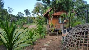 ChiangDao Country Retreat, Country houses  Chiang Dao - big - 27