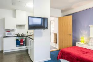 Destiny Student – Shrubhill (Campus Accommodation), Hostelek  Edinburgh - big - 3