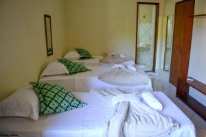 Pousada Jambo, Apartments  Trancoso - big - 12