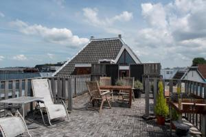 Rooftop Penthouse Amsterdam