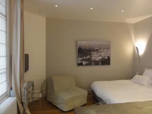 Luxury Designer Studio by the Champs Elysees, Apartmány  Paríž - big - 12